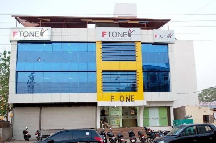 F Tone The Fitness Club