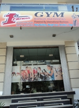 1st Fitness Gym