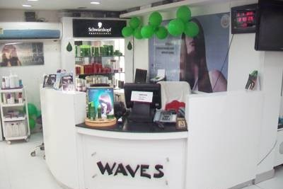 Waves Unisex Designer Salon And Bridal Studio