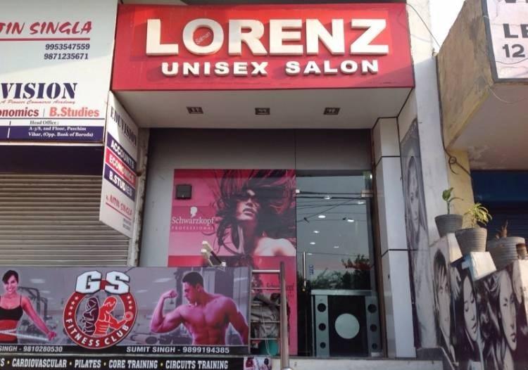 LORENZ UNISEX SALON