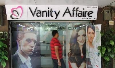 Vanity Affaire
