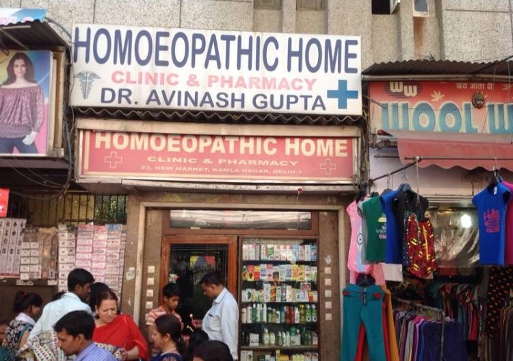 Homoeopathic Home