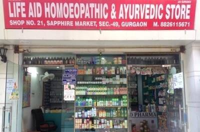 Life Aid Homeopathic & Ayurvedic Store