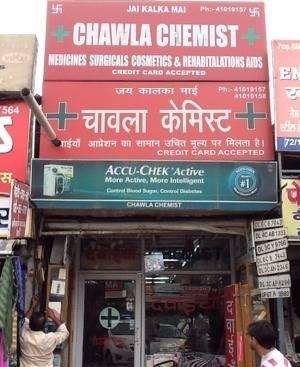 Chawla Chemist