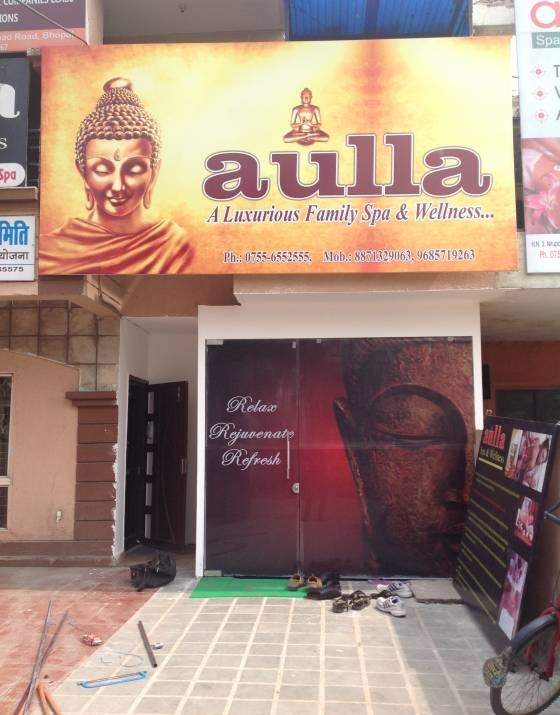 Aulla Thai Spa