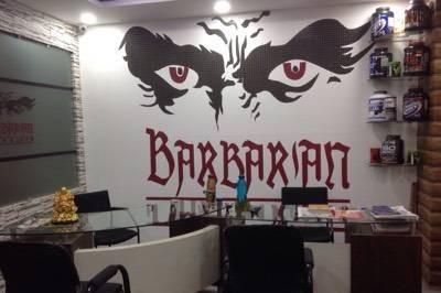 Barbarian Power Gym