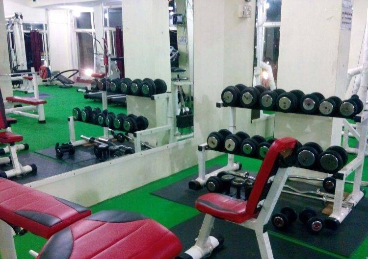 Flex Gym Kanishka Aerobics & Fitness Centre