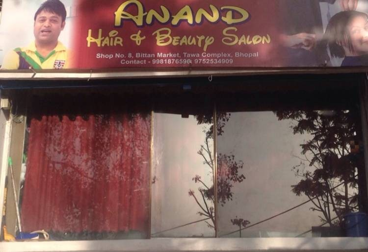 Anand Hair And Beauty Salon