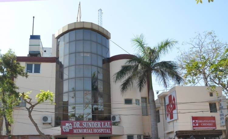 Dr Sunder Lal Memorial Hospital