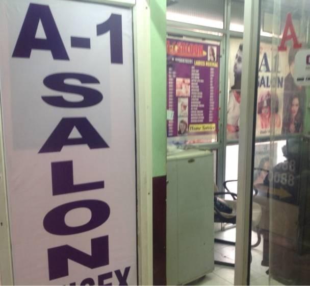 A 1 Unisex salon