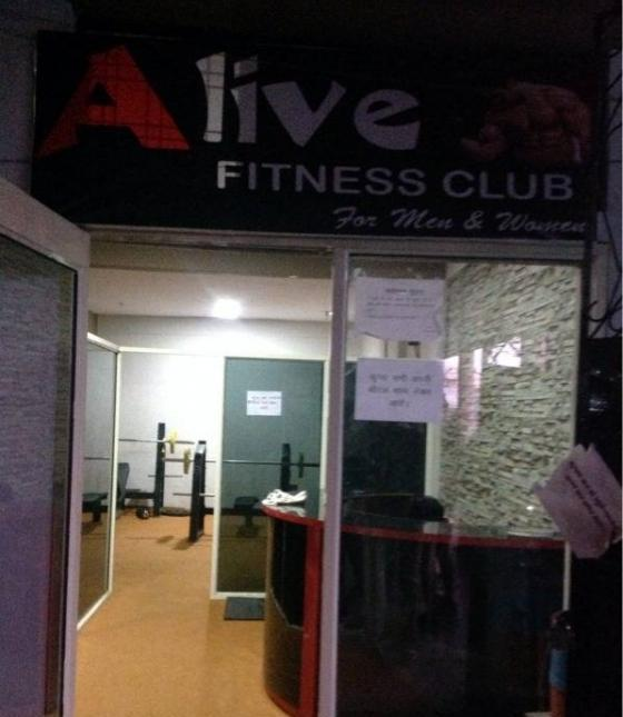 A Live Fitness Club