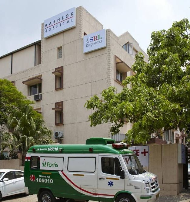 AASHLOK Hospital