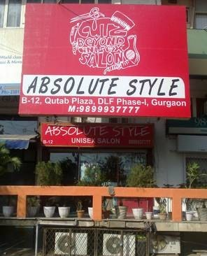 Absolute Style Unisex Salon