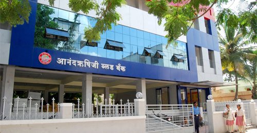 Acharya Anandrushiji Pune Blood Bank