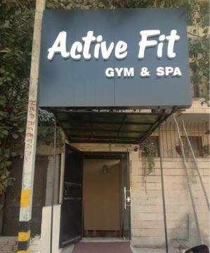 Active Fit Gym & Spa