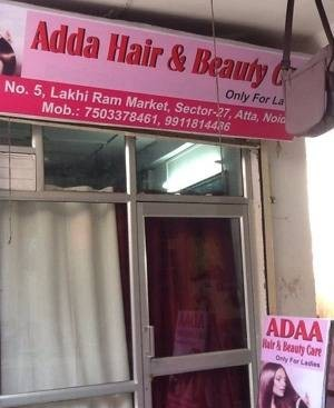 Adaa Hair & Beauty Care