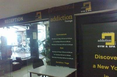 Addiction Gym & Spa