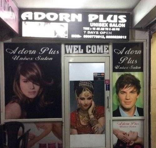 Adorn Plus Unisex Salon