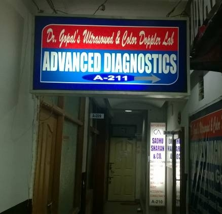 Advance Diagnostics