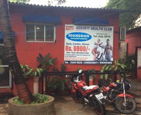 Aerofit Health Club