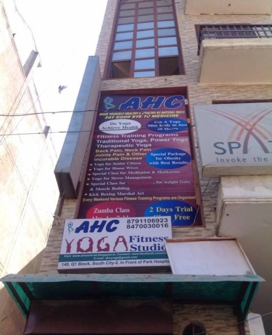 AHC Yoga Fitness Studio