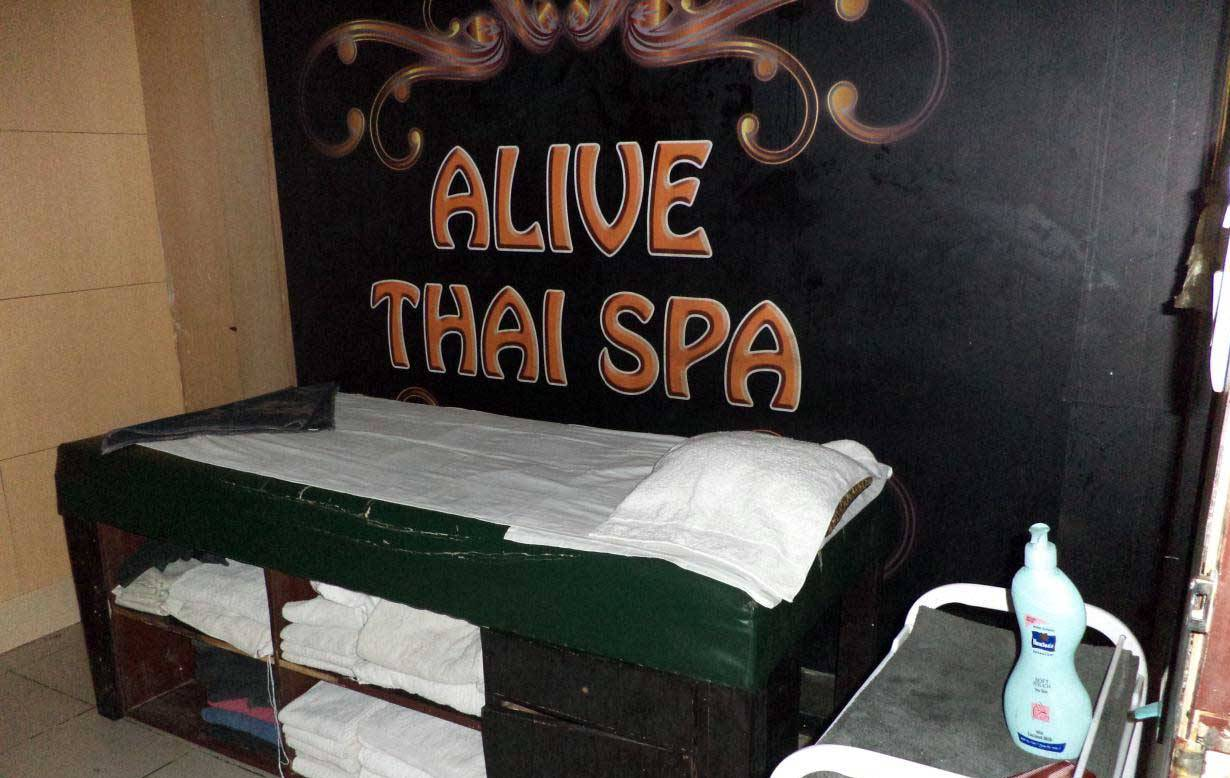 Alive Thai Spa