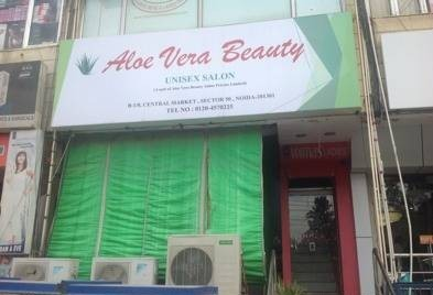 Aloe Vera Beauty Unisex Salon