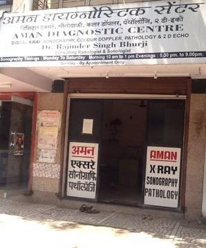 Aman Diagnostic Centre