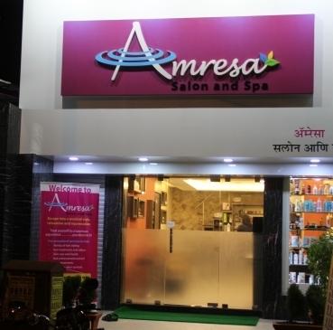 Amresa Salon And Spa