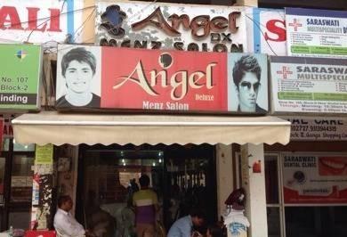 Angel Deluxe Menz Salon