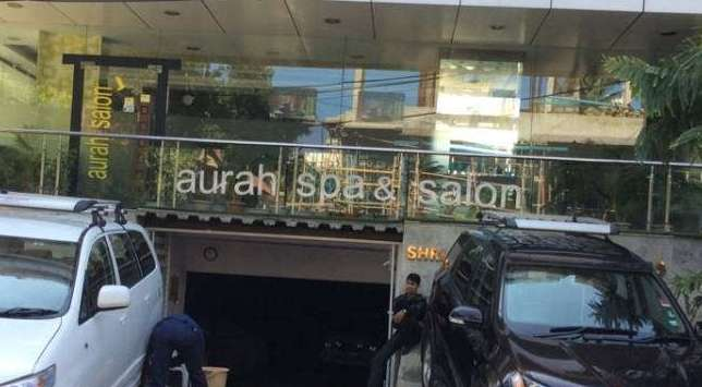 Aurah Spa And Salon