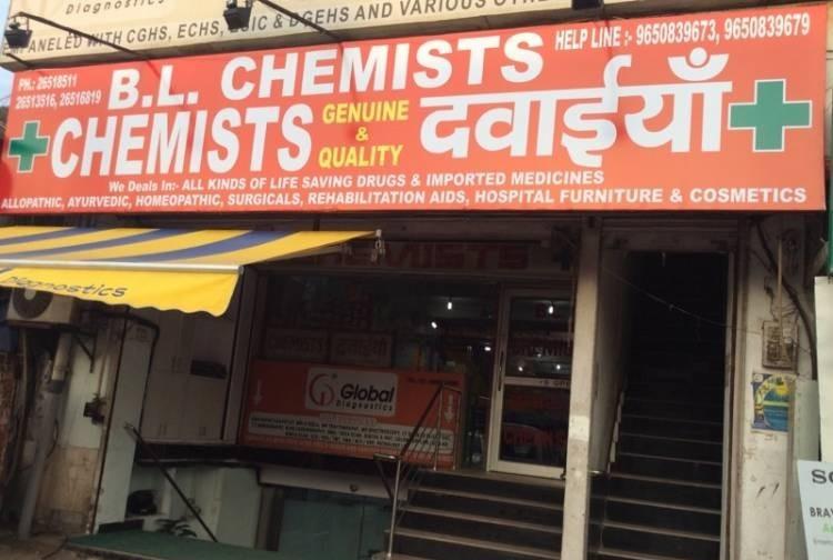 B L CHEMIST