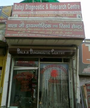 Balaji Diagnostic & Research Center