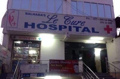 Balhara's Le Cure Hospital