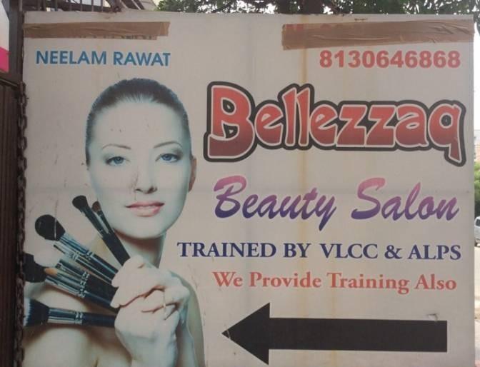 Bellezzaq Beauty Salon