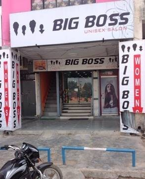 Big Boss Unisex Salon