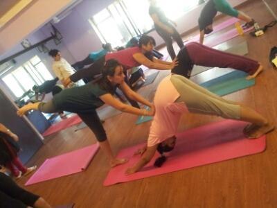 Bliss The Yoga Studio