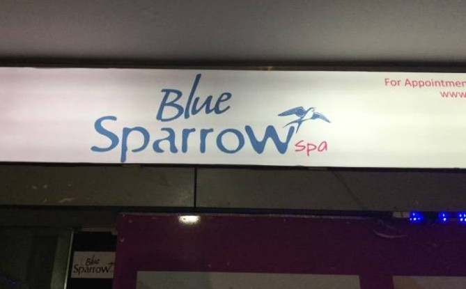 Blue Sparrow Spa