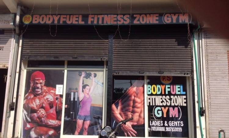 Body Fuel Fitness Zone