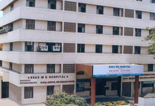 BRAHMA KUMARIS' GLOBAL HOSPITAL & RESEARCH CENTRE