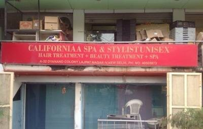 Californiaa Spa And Stylist Unisex