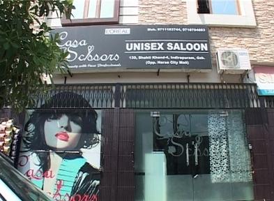 Casa Scissors Unisex Salon