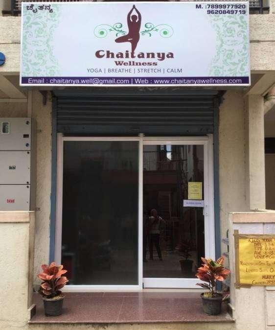 Chaitanya Wellness Yoga Studio