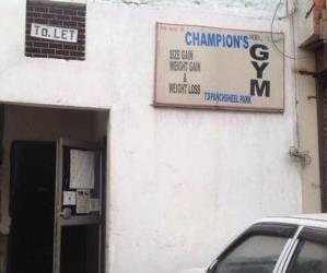 Champions Gym