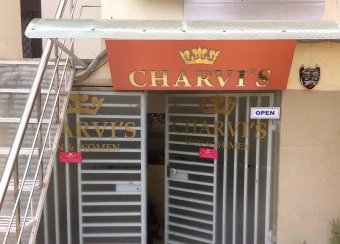 Charvis Unisex Salon