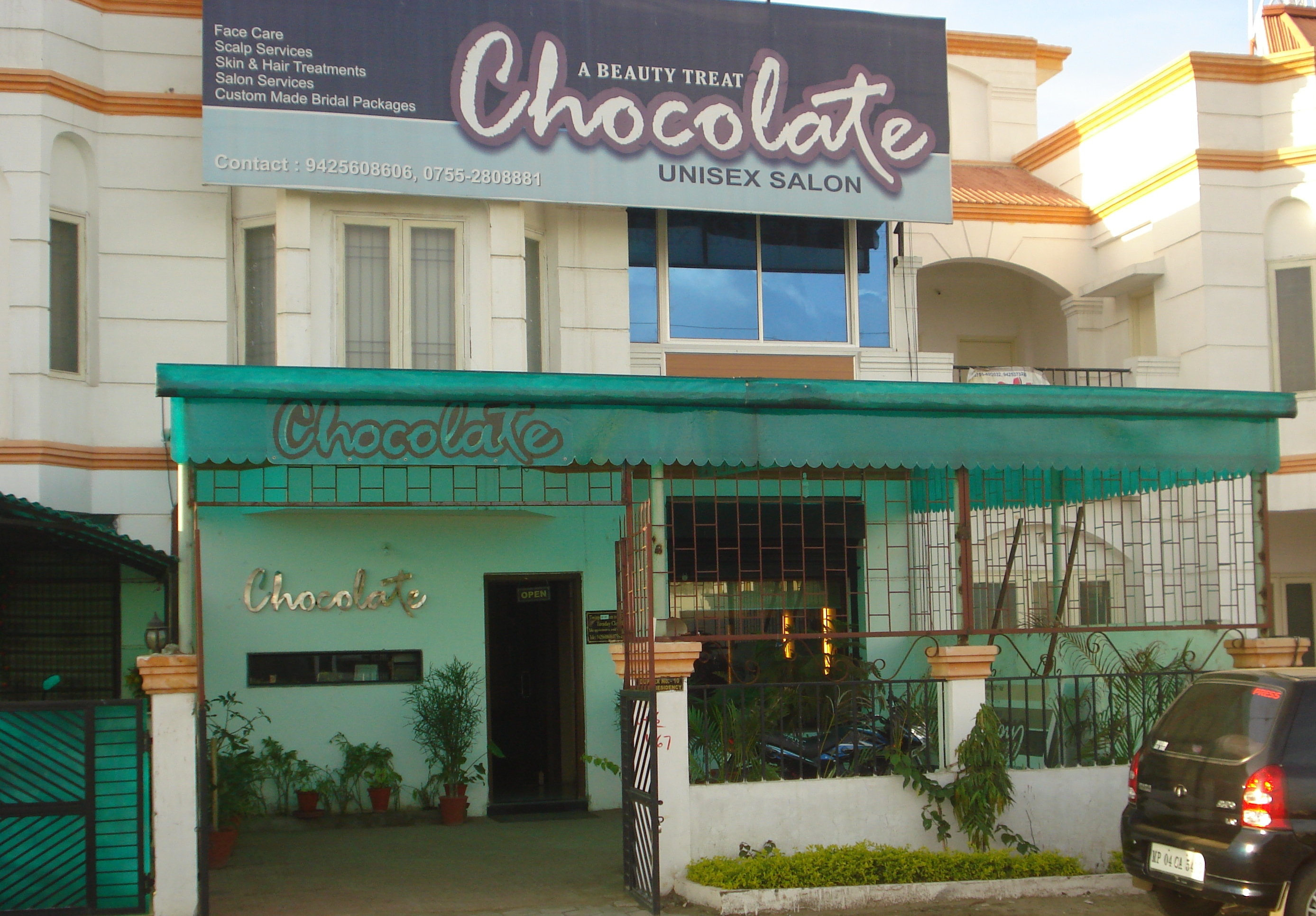 Chocolate Unisex Salon