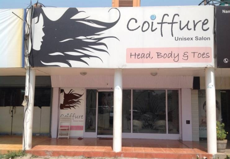 Coiffure Hair & Beauty Salon