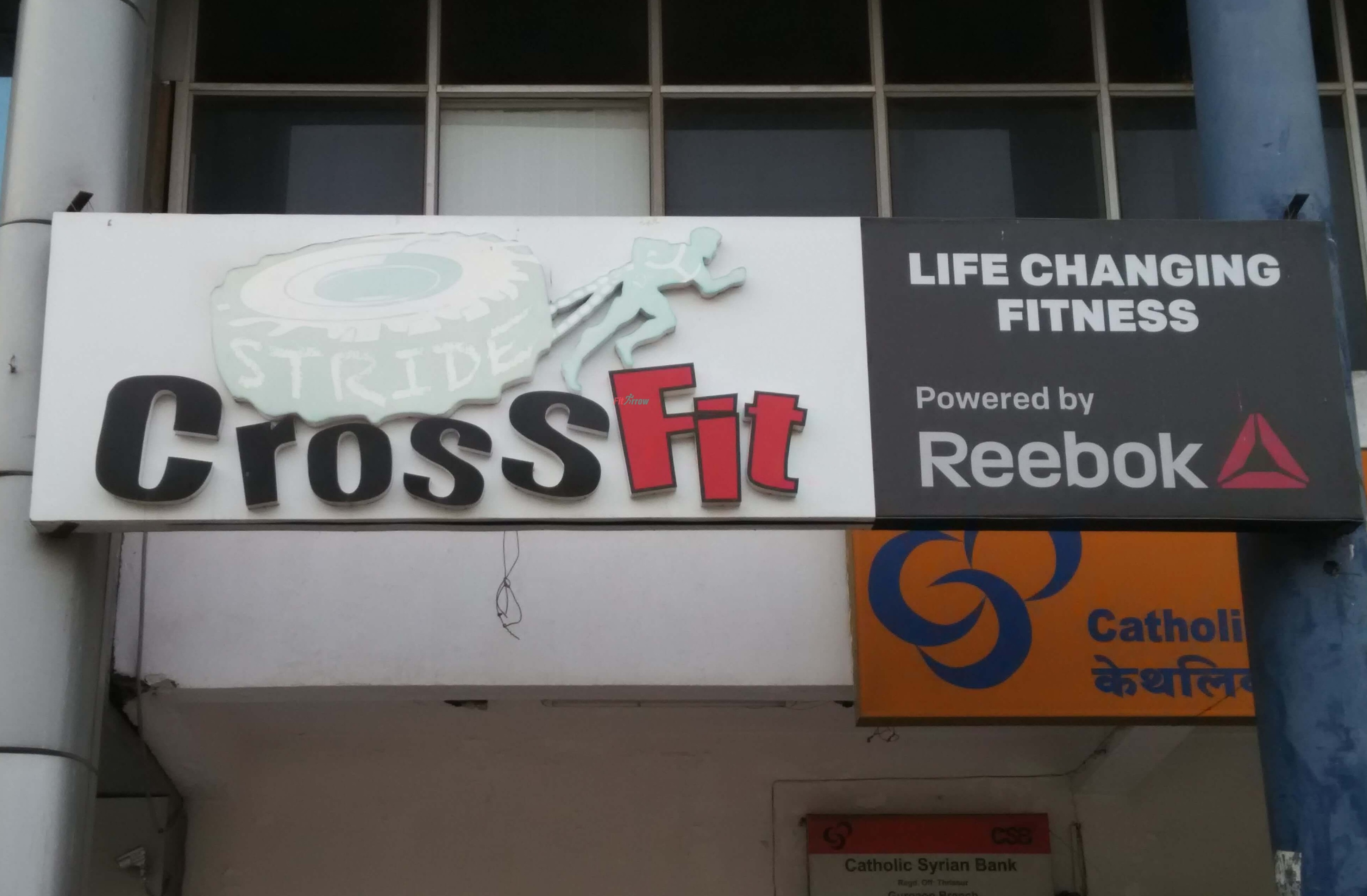 Cross Fit Stride