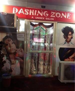 Dashing Zone A Unisex Salon