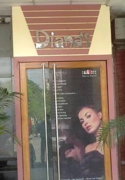 Diana Unisex saloon